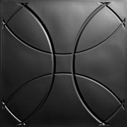 Orb Ceiling Tiles Black