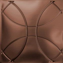 Orb Ceiling Tiles Copper