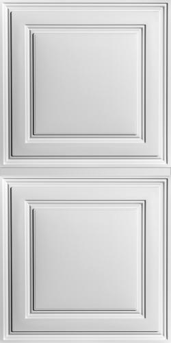 Oxford Ceiling Panels Random Gray