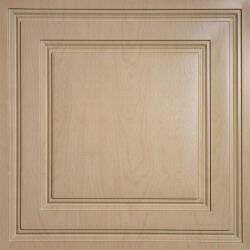 Oxford Ceiling Tiles Cherry Wood