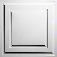 Oxford White Ceiling Tiles