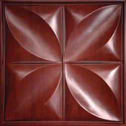 Petal Ceiling Tiles Cherry Wood