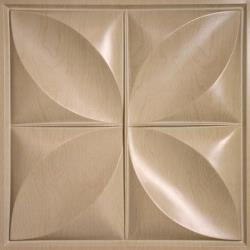 Petal Ceiling Tiles Sandal Wood