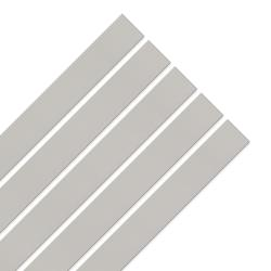 Smooth Strips White