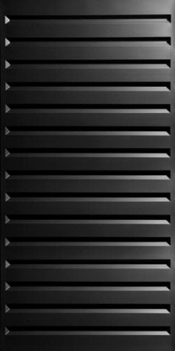 Southland Ceiling Panels Black