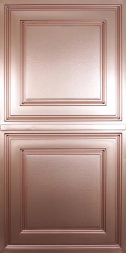 Stratford Ceiling Panels Copper