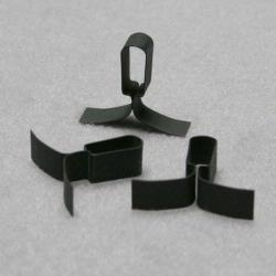 Uplift Prevention Clips Black