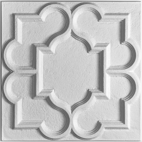 face Victorian Ceiling Tiles