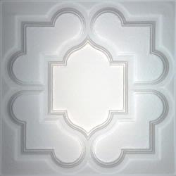 Victorian Ceiling Tiles Translucent