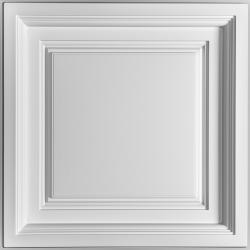 Westminster Ceiling Tiles White
