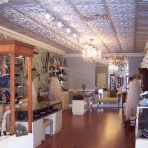 Elegant Store Ceiling