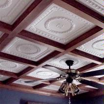 Coffered Ceiling Transformation