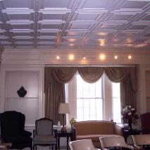 A Classic Ceiling for Funeral Home