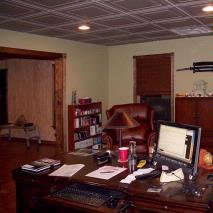 Beautiful Home Office Installation