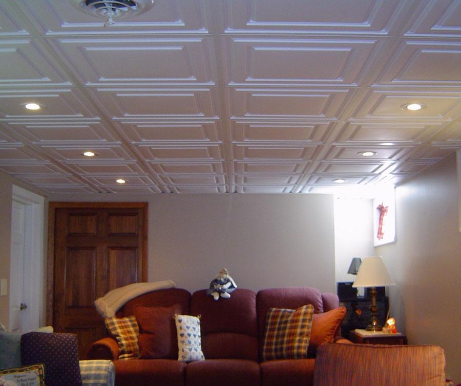 Classic Living Room Ceilume