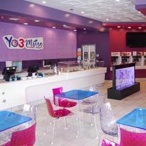 Yo3 Metro Frozen Yogurt