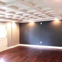 Coffered Ceiling, Classy Theater