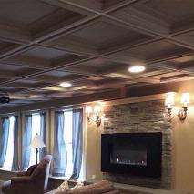 Beautiful Coffered Ceilings