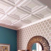 Dining Under Amazing Tiles