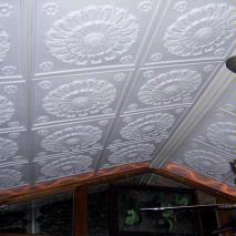 Vaulted Ceiling Installation