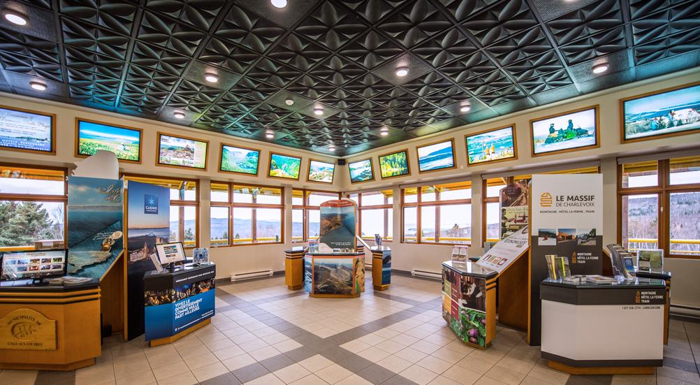 Charlevoix Tourist Information Office