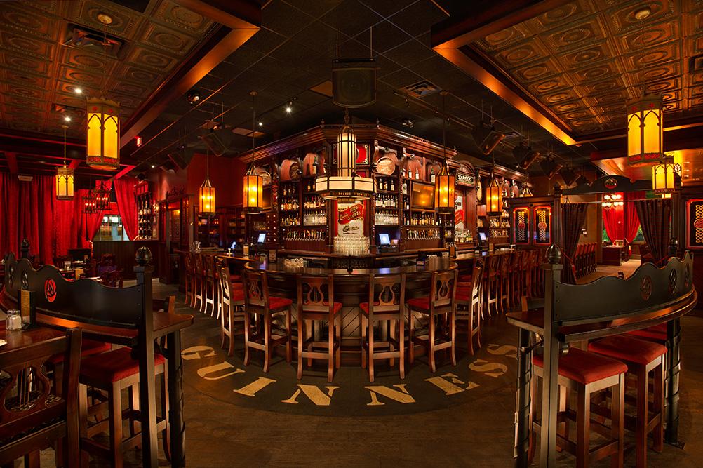 The Irish Pub Concept