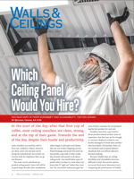 Which Ceiling Panel Would You Hire?