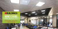 Ceilume's Thermoformed Drop-Out Ceilings: Editors' Choice