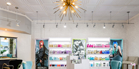 Remodel Project Gives Salon and Day Spa a New Look
