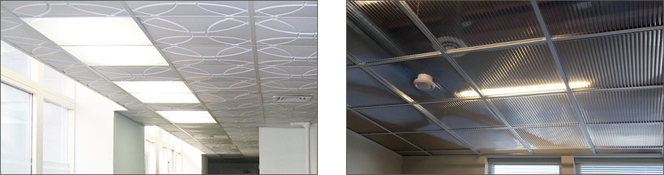 USDA Approved Ceiling Panels