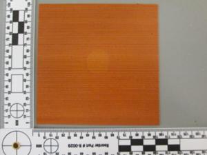 Ceilume Faux Wood - Post Bleach Exposure